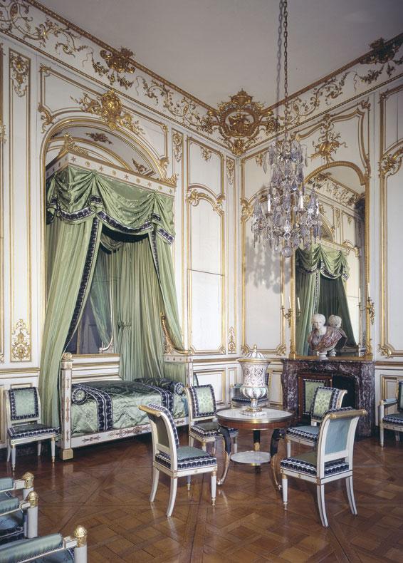 Les appartements du palais rohan mus es de strasbourg - Chambre des commerces strasbourg ...