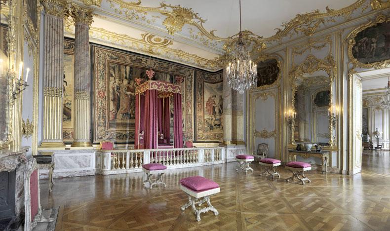 Les appartements du palais rohan mus es de strasbourg - Chambre du commerce strasbourg ...